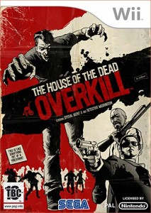 The House of the dead overkill (Wii)
