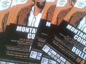 Festival bd Montargis coince la bulle
