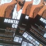 Dernier boulot : nouveau look pour le festival bd montargois