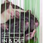 In & out : spectacle de théâtre dansé à Ribeauvillé (68) les 27 et 28 septembre 2013