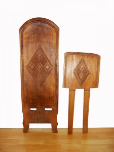 chaise africaine demontee