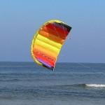 Paraflex 1.2 Sport : un cerf-volant de poche d'1m20 !