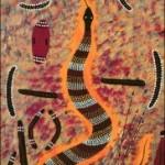 L'homme chauve-souris, meurtre en terres aborigènes