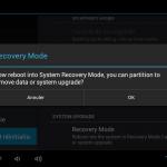 Tablette Polaroïd midc901 sous Android : effectuer un hard reset