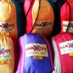 Hammock nomad's land XXL : hamac 2 places en toile de parachute